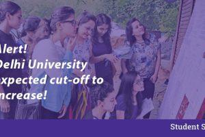 delhi university cut offs