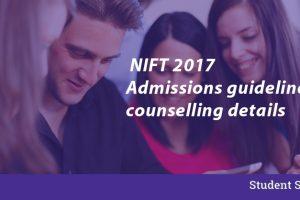 nift 2017 admissions