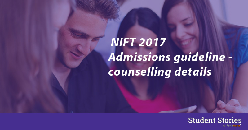 nift 2017 admissions