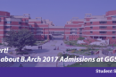 barch ip admissions ggsip