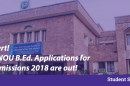 ignou admission form