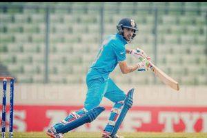 Mayank dagar under 19 cricketer