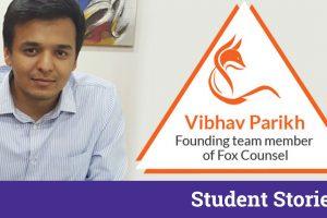 vinhav parikh interview student stories instagram