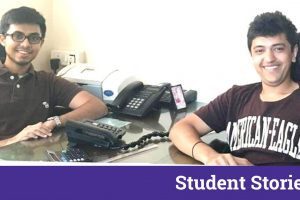 study sid interview student stories