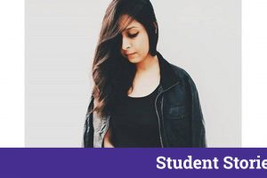 medha sharma instagram poetess interview student stories
