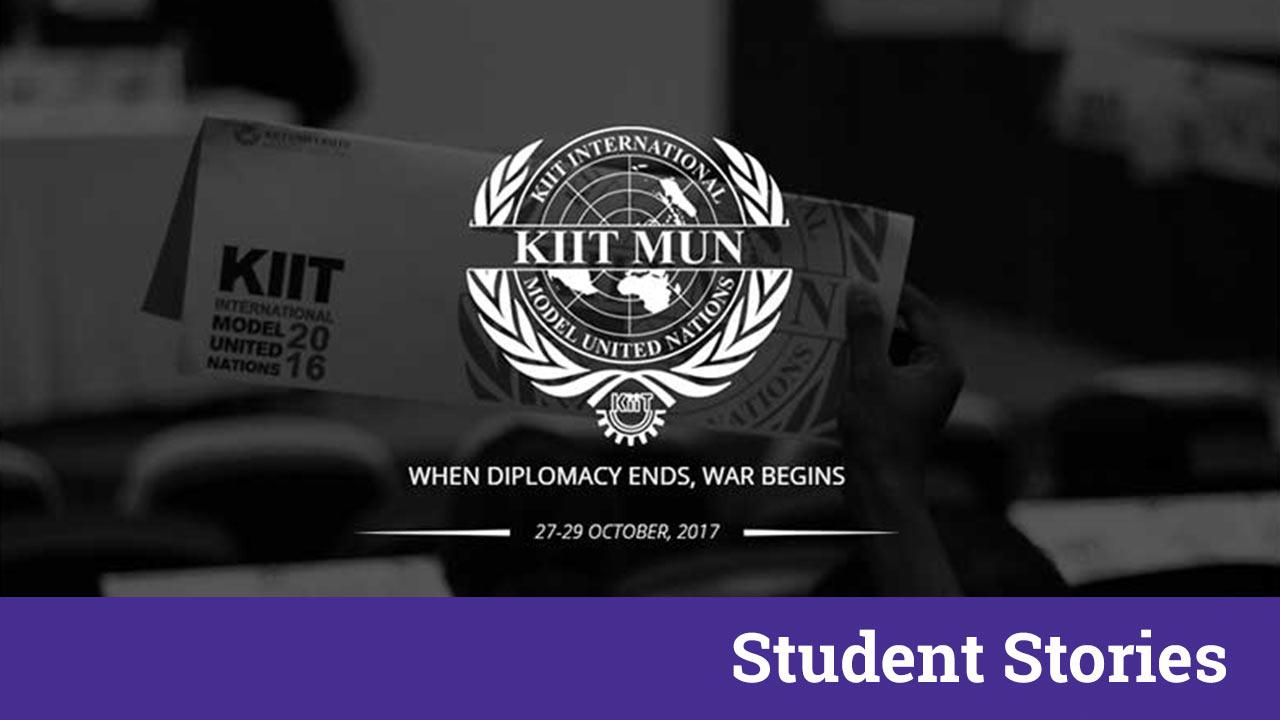 kiit mun societies event global interview student stories