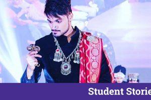 deemanth deemu model mr south india 2017 student stories fb model star