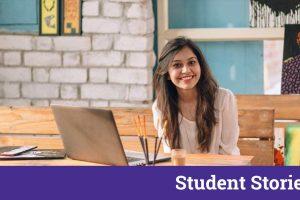 nishka mehta interview art life student stories