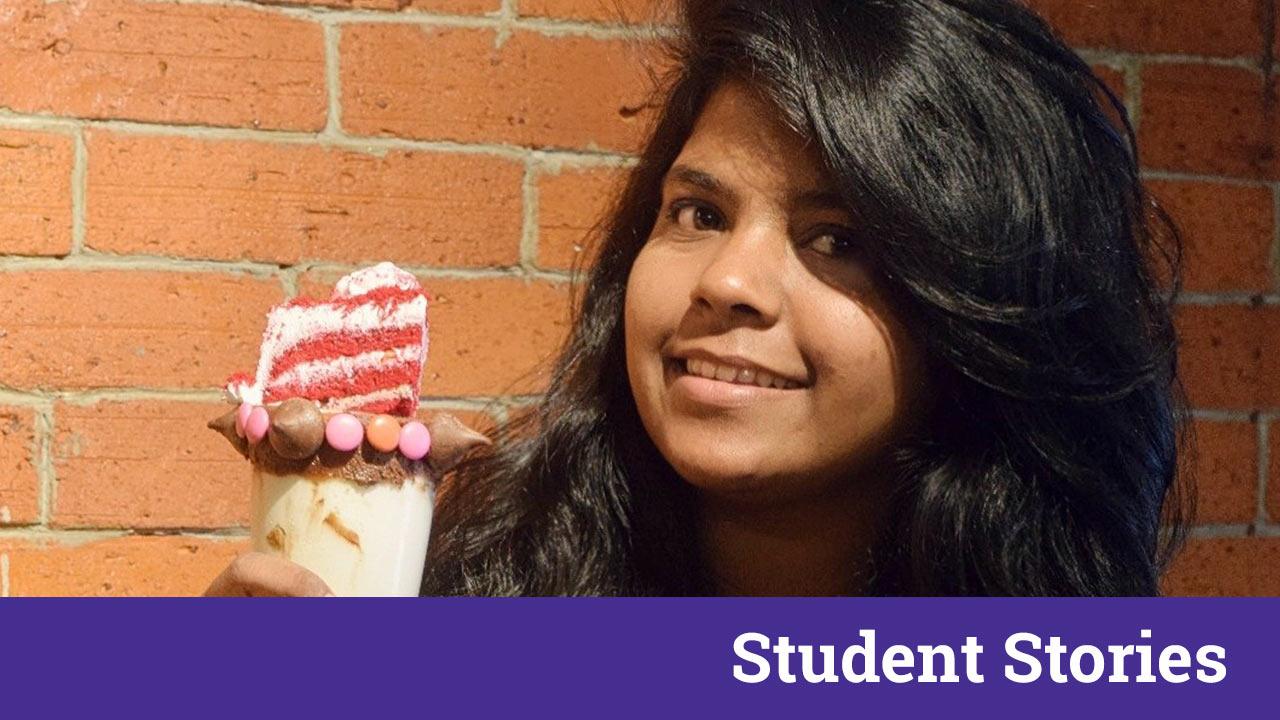 mrunal desai interview student stories foodiepedia mumbai foodie