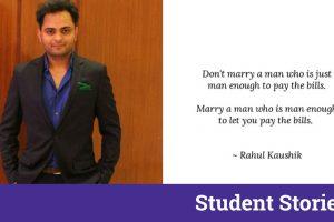 rahul kaushik melting words interview ss writer poet
